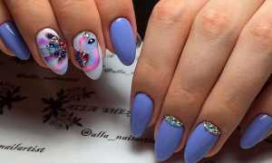 Новорічний манікюр 2020: дизайн нігтів на новий рік, фото