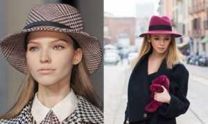Жіночі капелюхи осінь-зима 2019-2020 року — які будуть в тренді