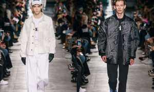 Чоловічий одяг осінь-зима 2019-2020 року — тенденції та тренди