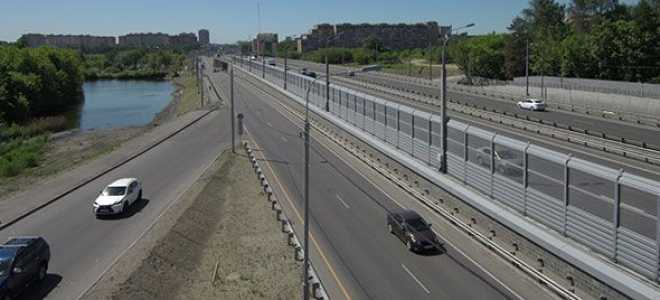 Реконструкція Горьковського шосе в 2018-2020 роках: Що буде зроблене, схема
